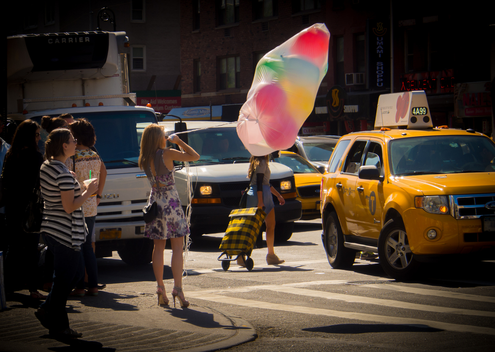 Balloons   2013 © John Virgolino.  View License Information.