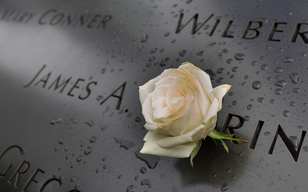 9/11 Memorial  2014 © John Virgolino.   View License Information.