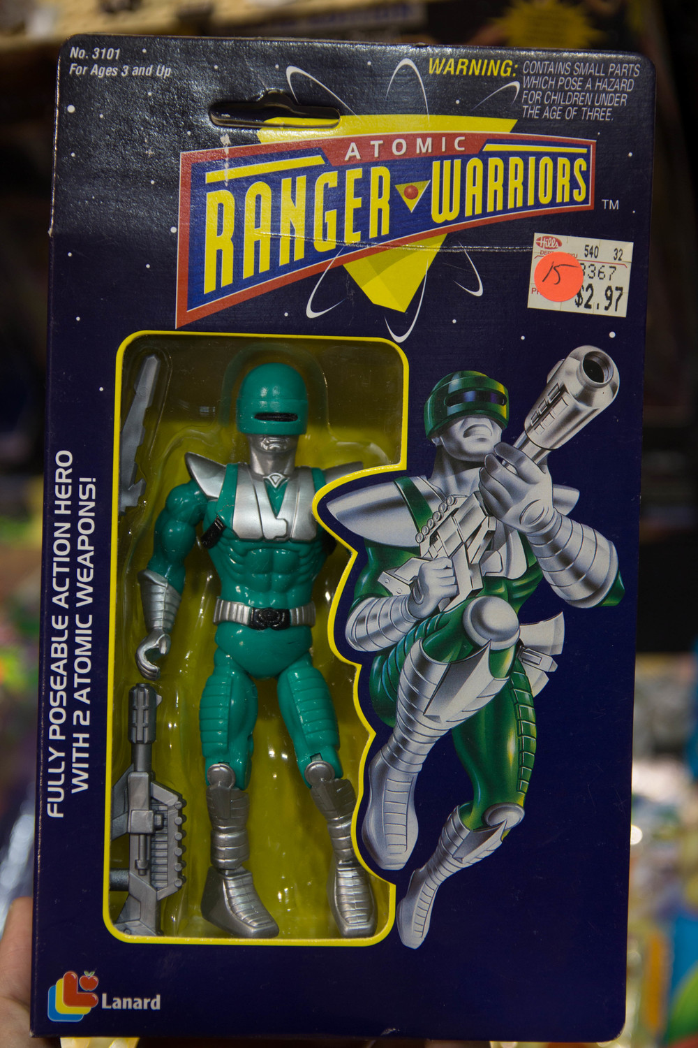 Obligatory Power Ranger Bootleg