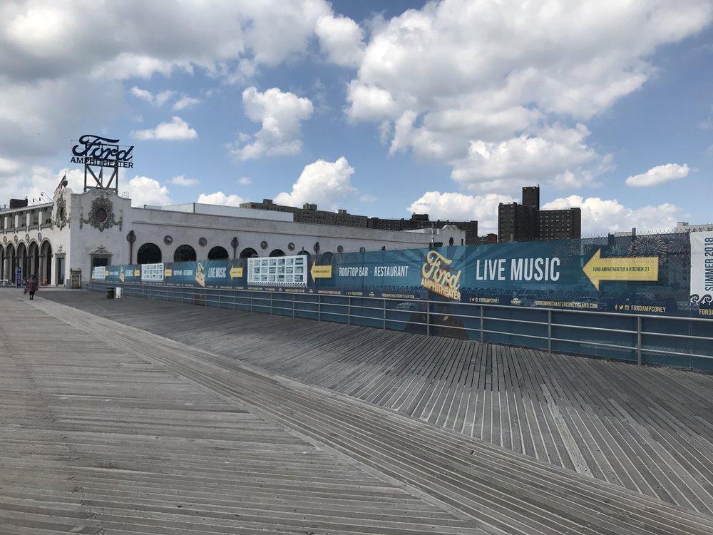 Boardwalk Fence