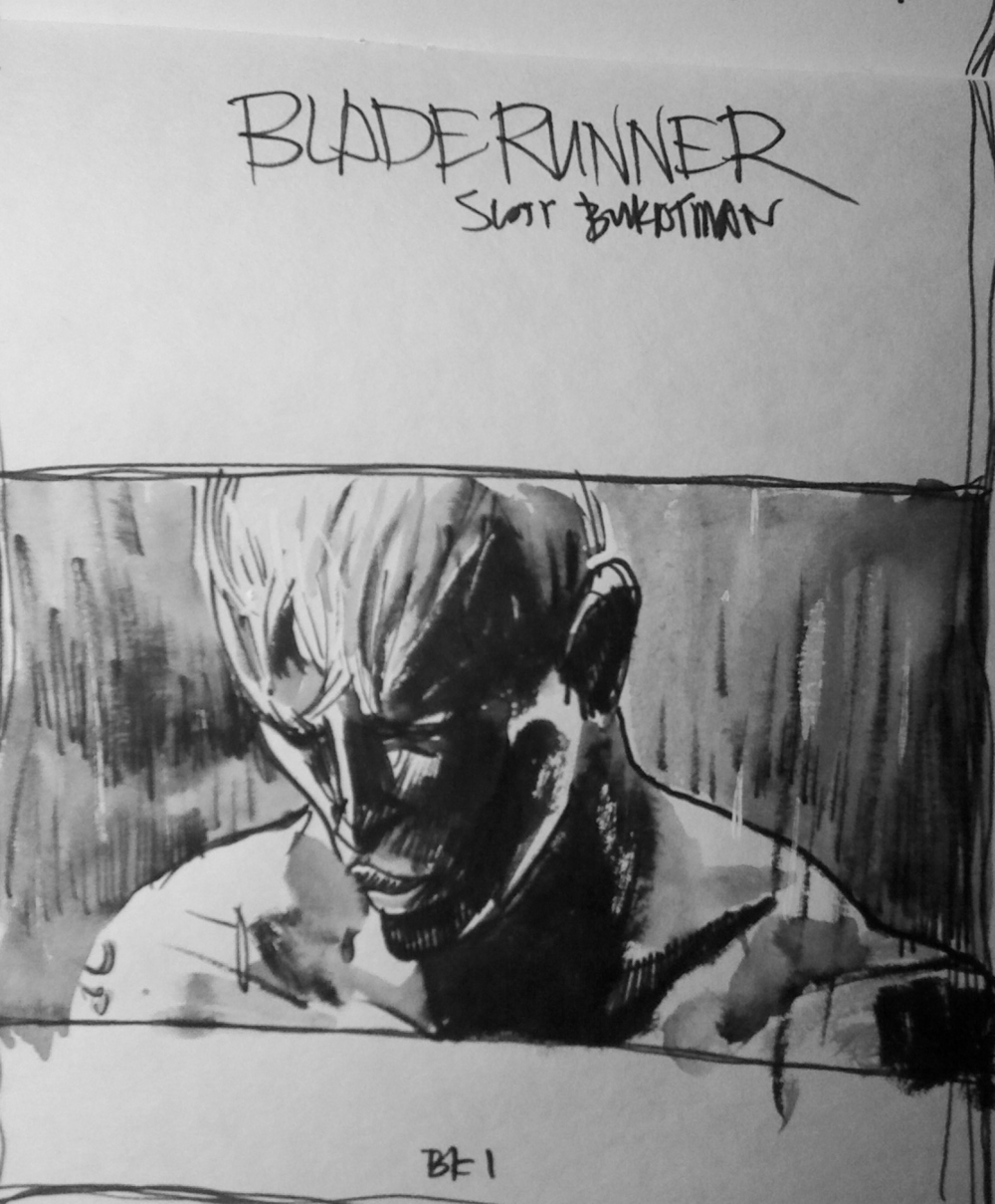 blade runner paul pope blade runner