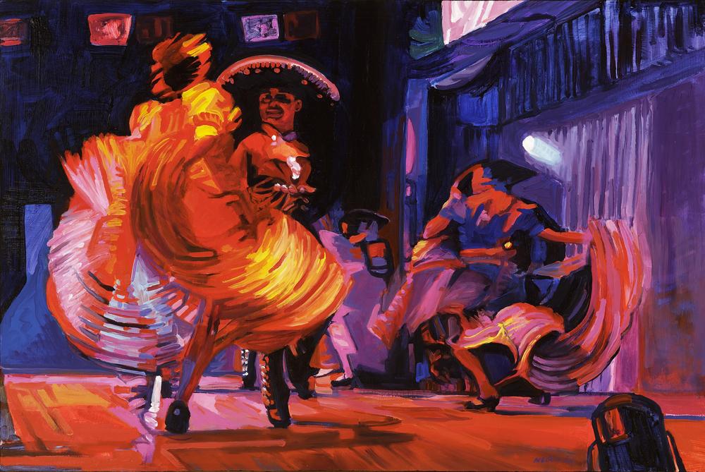La Playa Dancers 3