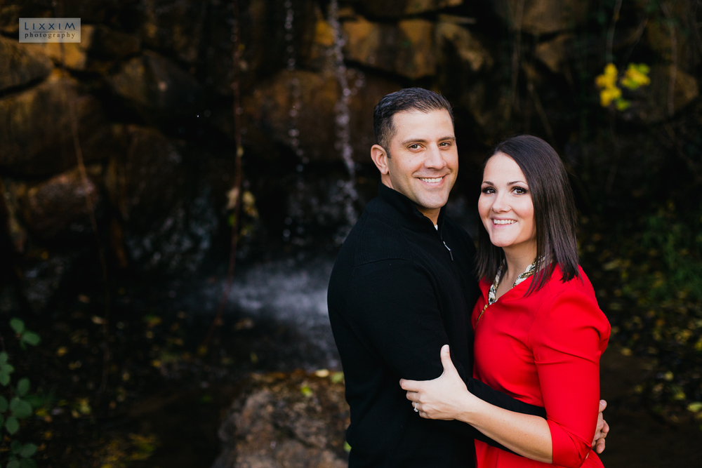 apple hill engagement photography