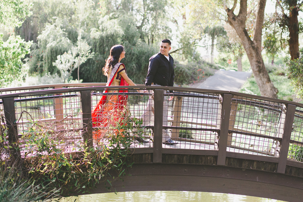 UC Davis arboretum bridge engagement photos.jpg