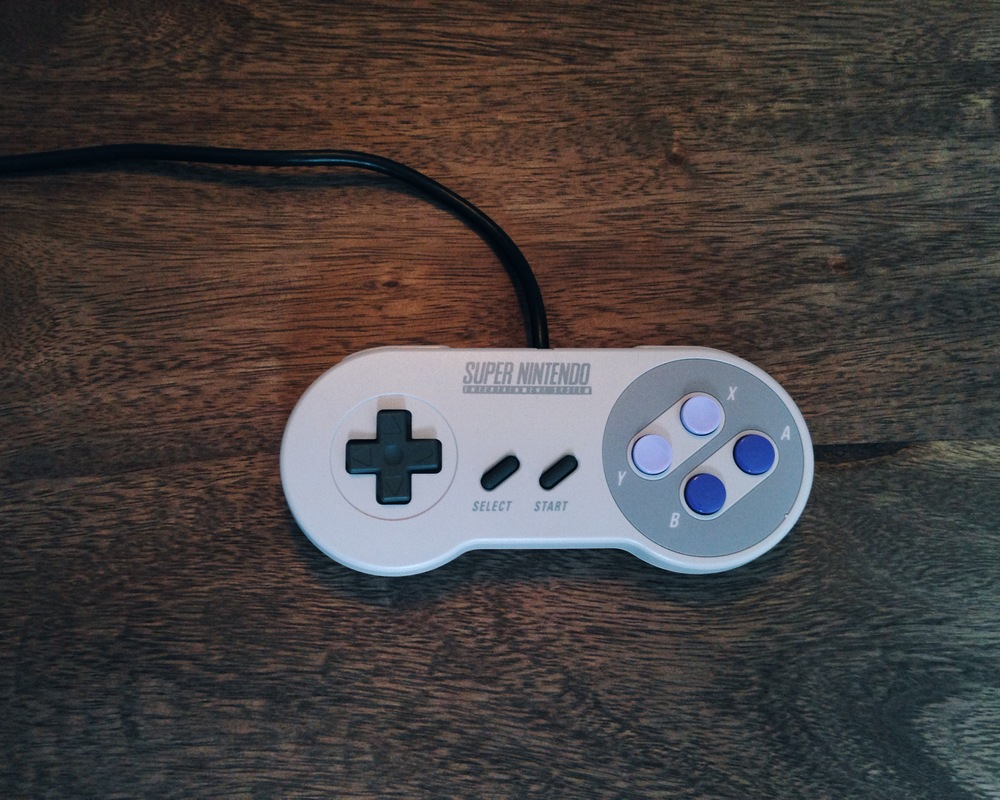 Super Nintendo Controller.JPG