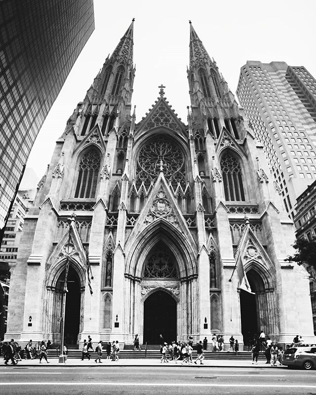 St Patrick's Cathedral #nyc
