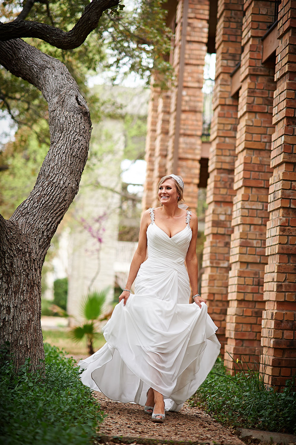 Having bridal photos in your photography package is also a good idea. You won't need to take a lot of time during the wedding day just for bridals and you can use that time to have fun.