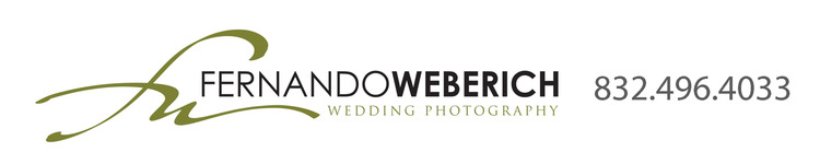 Houston Wedding Photographers, Fernando Weberich