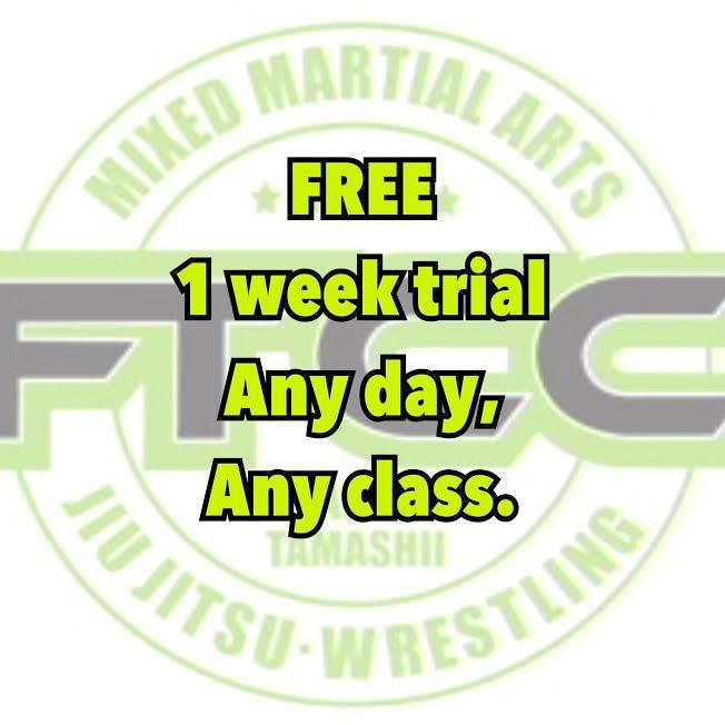 1 week FREE trial