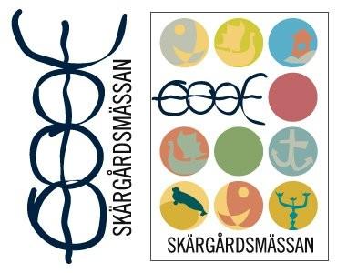 Logo för Skärgårdsmässan