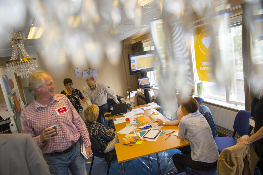 140604 Lycksele här har region västerboten sin årliga mötesplats Lycksele, företagare och politiker mm, Foto:Patrick Trägårdh