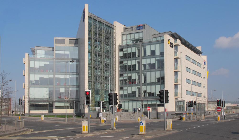 Citibank Offices, Titanic Quarter, Belfast