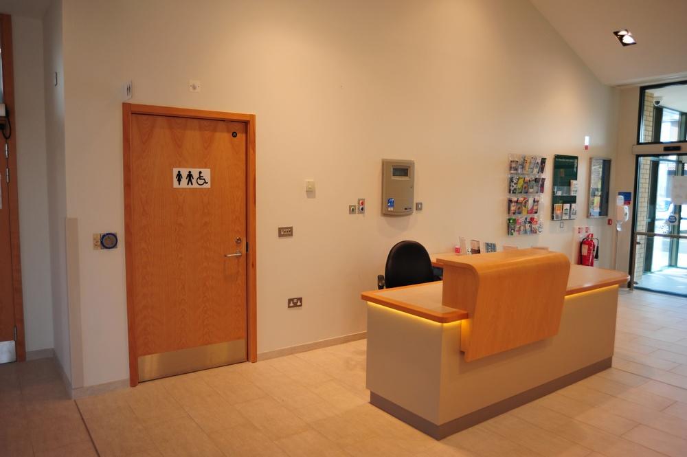 Macmillan Unit Antrim Hospital