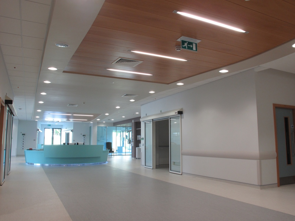 Ulster Hospital, New Theatres, recovery
