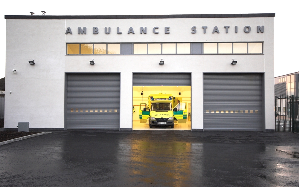 Kilkeel ambulance station
