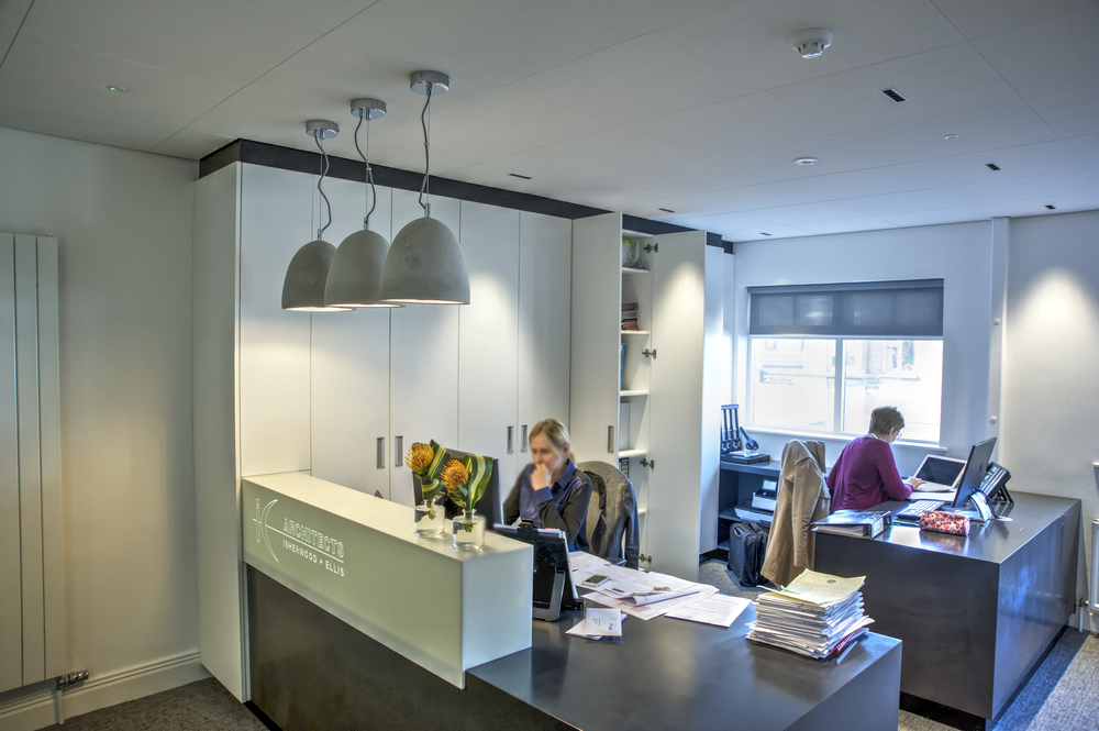 New offices for Isherwood & Ellis