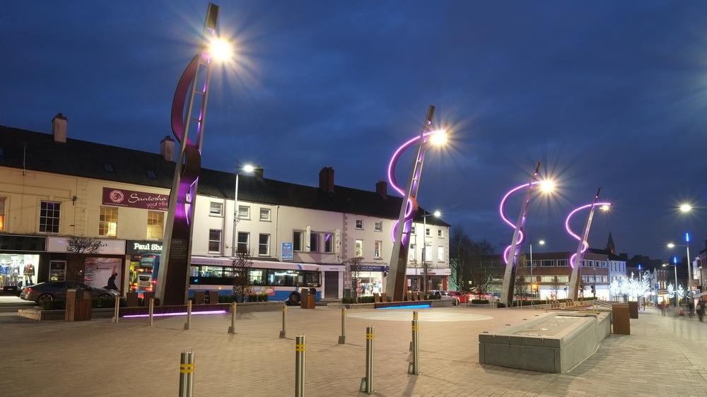Lisburn City Centre
