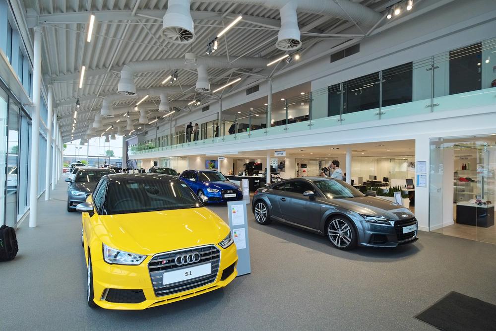 Audi Portadown
