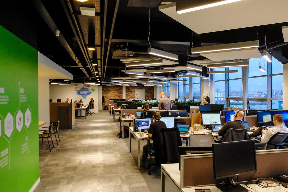 New offices for Novosco Belfast