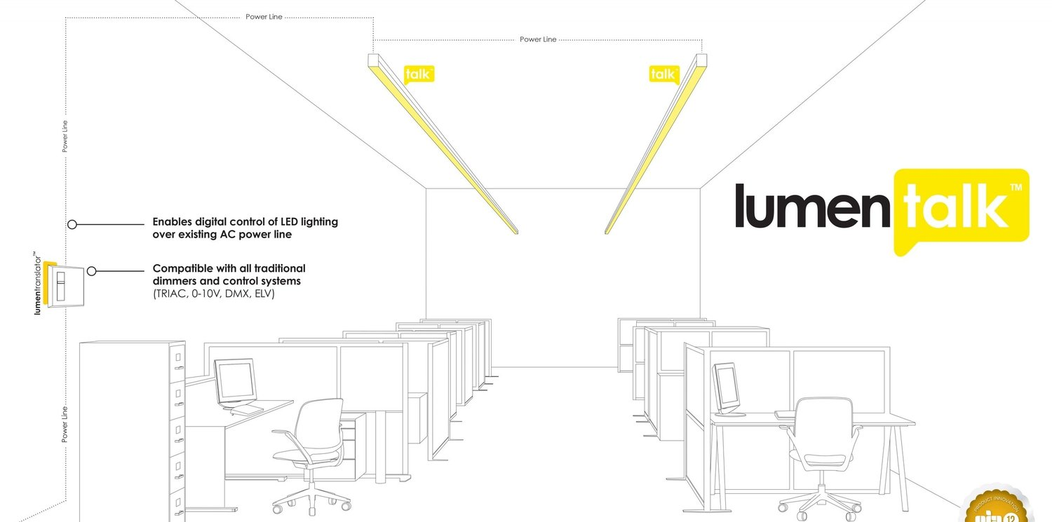 Lumenpulse Chroma Lighting Method Of Wiring Luemnpulse Offer A Unique Embedding Control Signals In Mains Ideal For