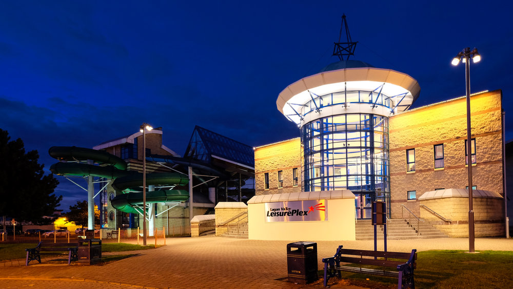 Lagan Valley Leisureplex