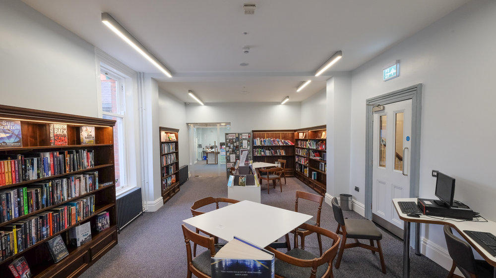 Lisburn Rd Library