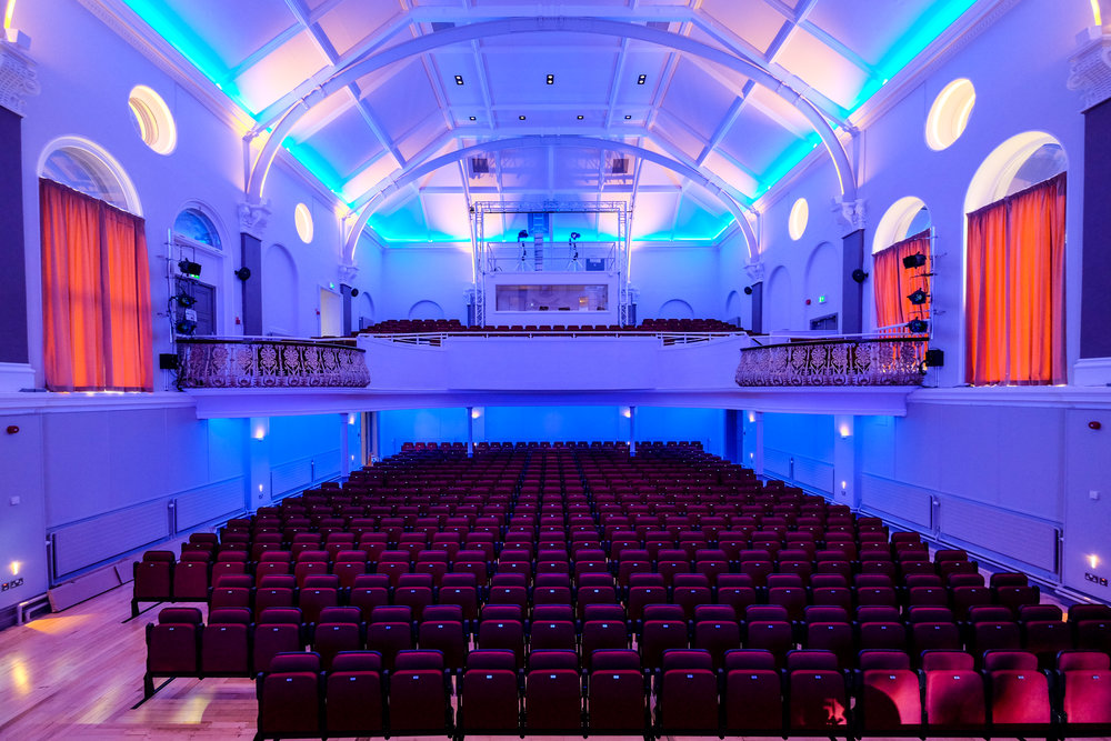 Newry Town Hall Theatre, click here to see more