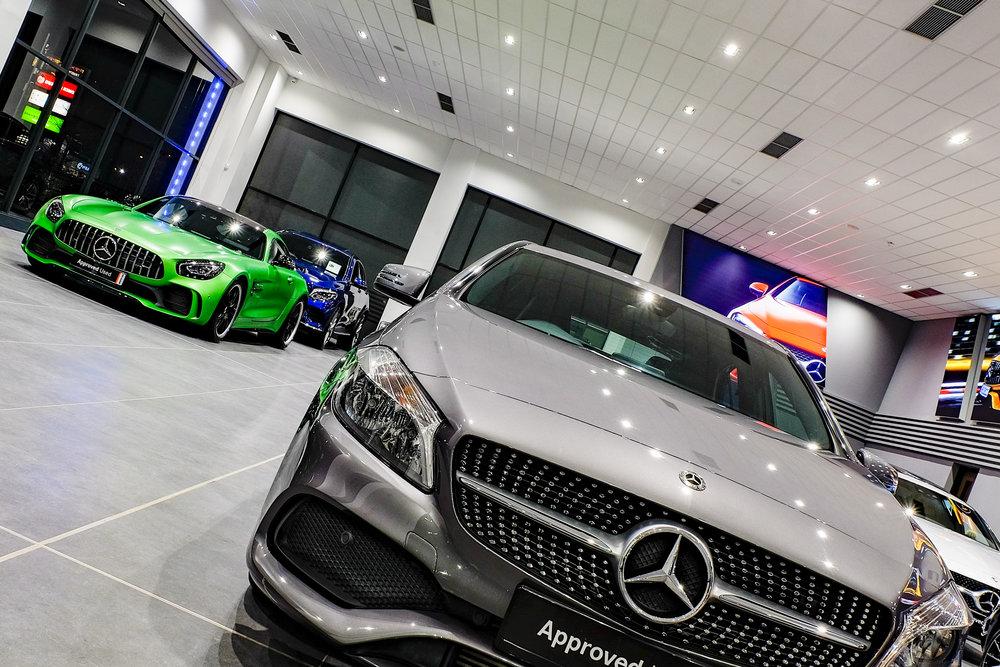 Mercedes Used Cars Belfast