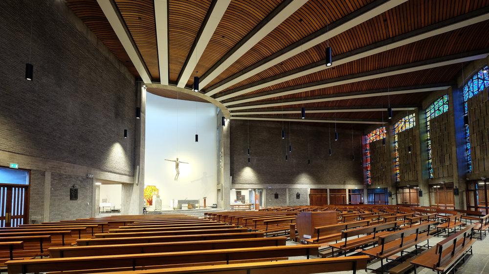 Church of St. Bernadette Belfast