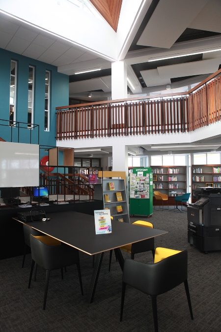 Coleraine Library