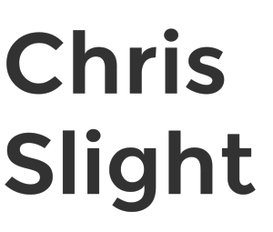 Chris Slight