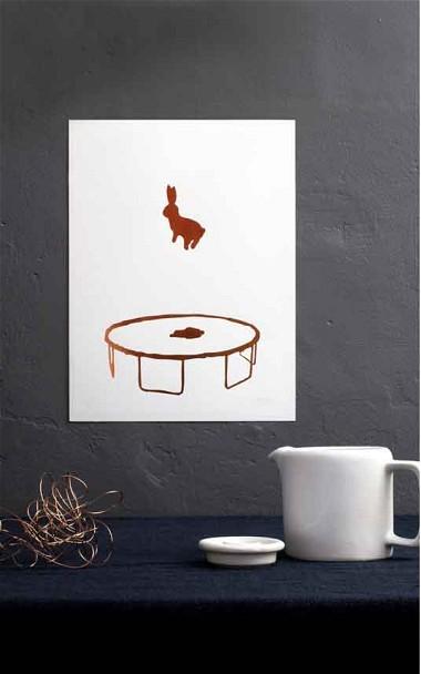 Ham Maggies Bunny Print Limited Edition.jpg