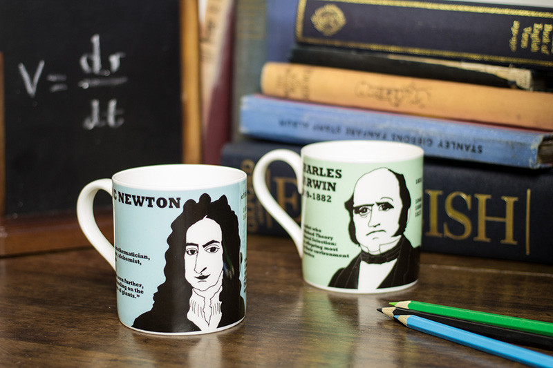 History Mugs, Cole of London