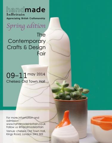 Handmade in Britain Spring 2014