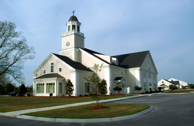 Trinity Presbyterian Church (New Sanctuary)