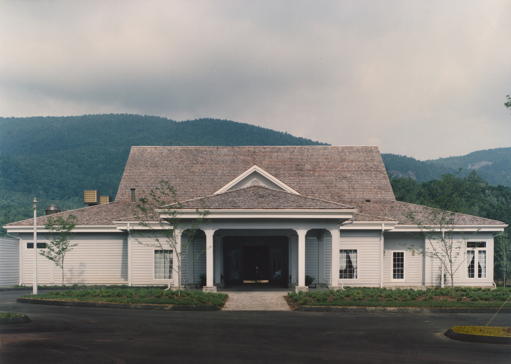 Lake Toxaway Clubhouse
