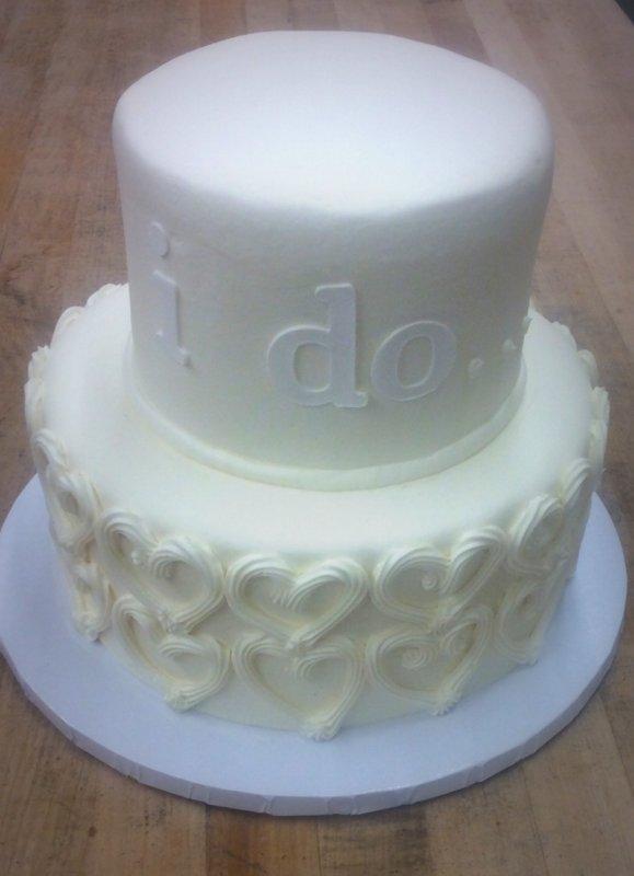 i do… Party Cake