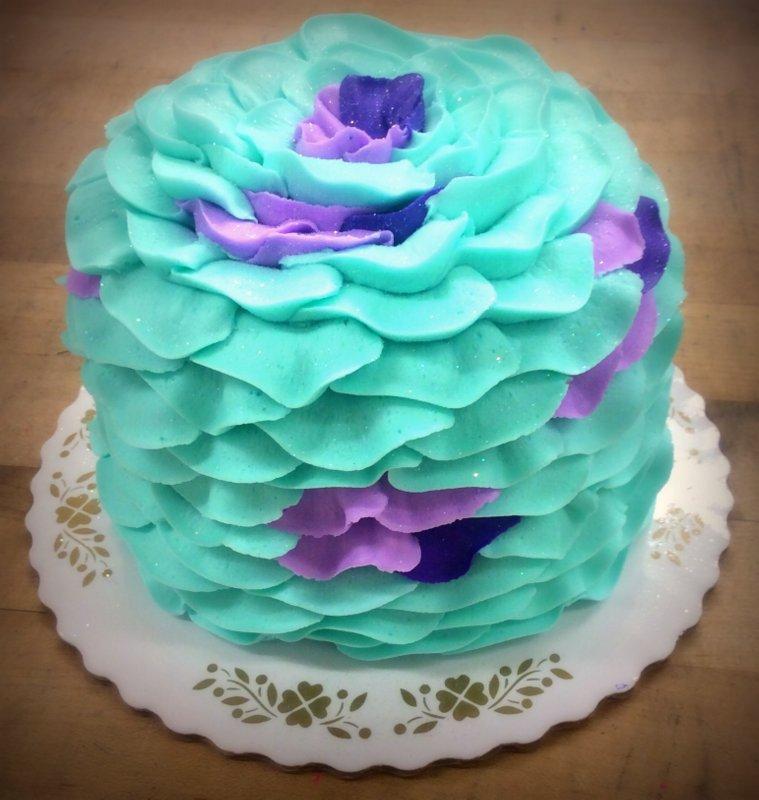 Mermaid Petite Cake