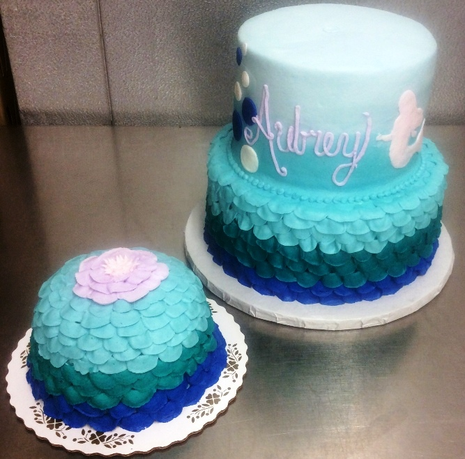 Mermaid Party and Smash Cake