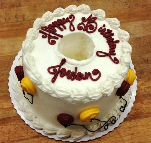 Themed Birthday Cakes Trefzgers Bakery