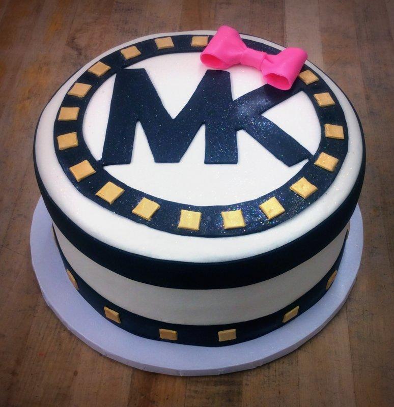 Michael Kors Round Cake