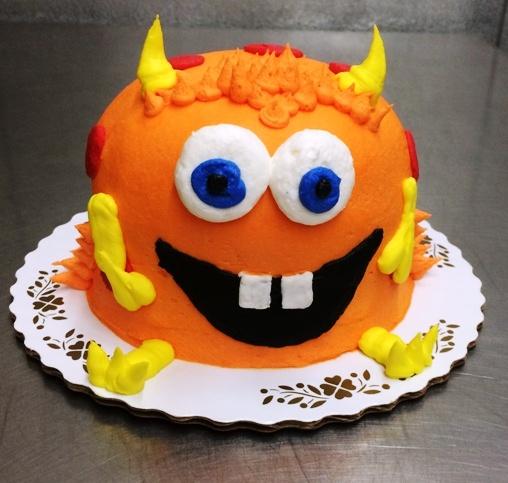 Monster Petite Cake