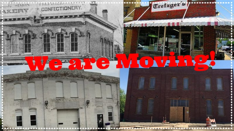 We are Relocating!