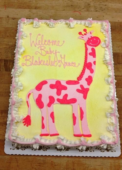 Decorated Cakes — Trefzger\'s Bakery