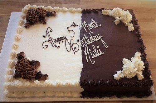 Decorated Cakes Trefzgers Bakery