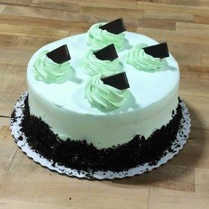 Mint Dessert Cake