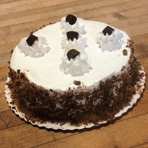 Peanut Butter Explosion Dessert Cake