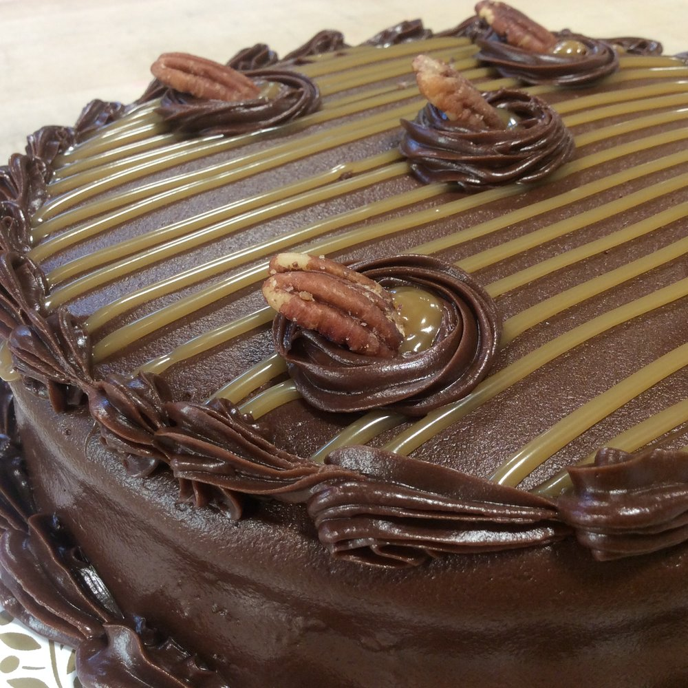 Turtle Dessert Cake