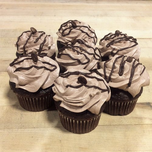 Cafe Mocha Dessert Cupcakes