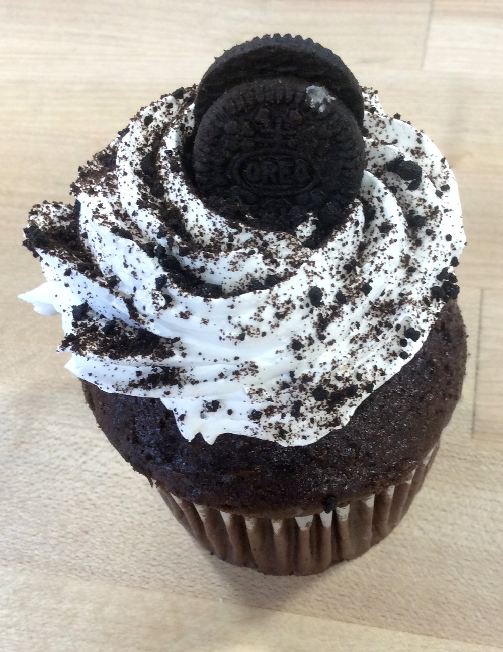 Oreo Dessert Cupcakes